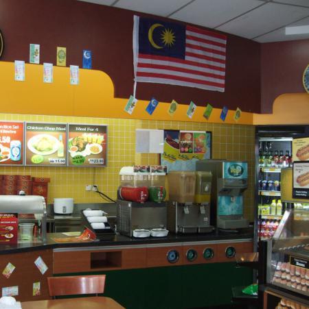 马来西亚加油站