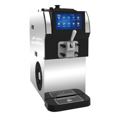 商用智能黑金刚系列冰淇淋机 Tiger708T