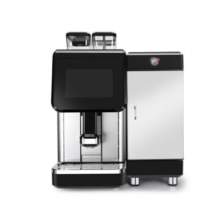 全新智能商用现磨咖啡机 辉腾E2S鲜奶版