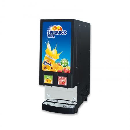 (餐饮用)商用冰饮/双温新鲜果汁现调机 索菲娅2S