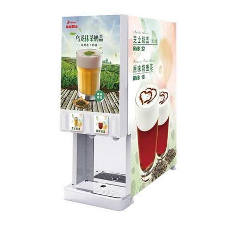 (餐饮用)商用液体预调冷饮机 奈雪奶盖机