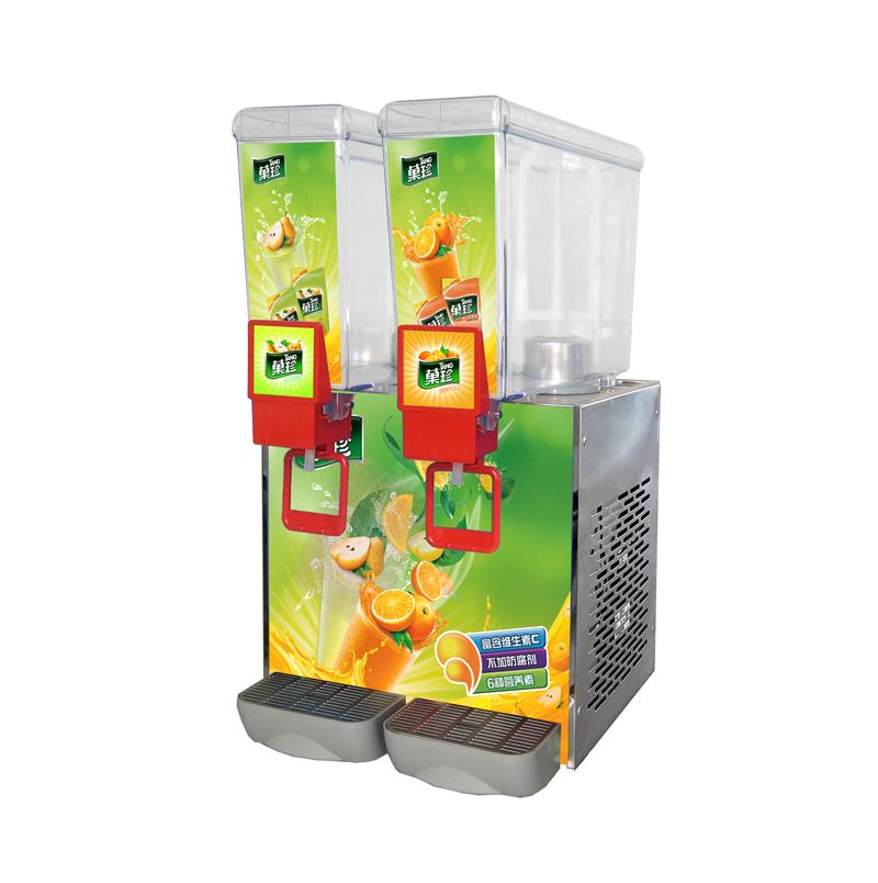 (餐饮用)商用冷热饮机-新凌志10LX2